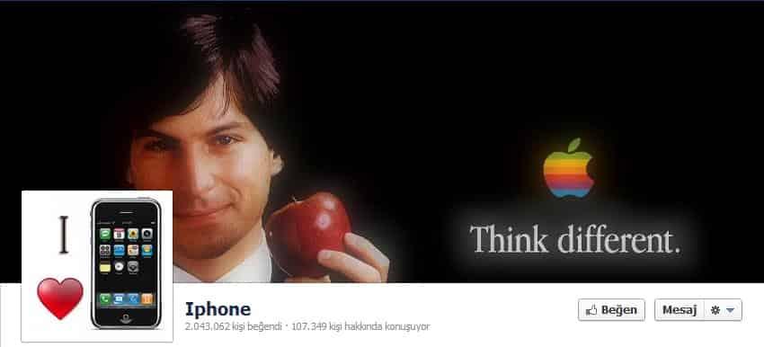 Iphone Facebook Kapak Fotoğrafı