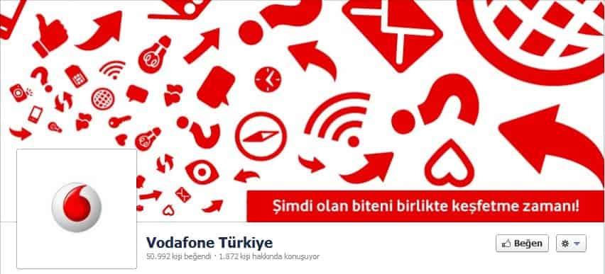 Vodafone Kapak Fotoğrafı