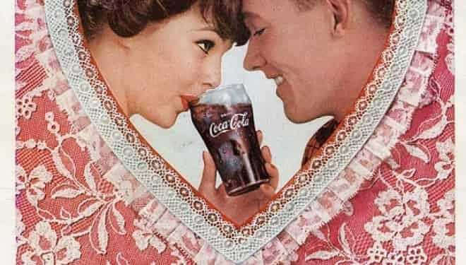 Coca Cola 14 Şubat Sevgililer