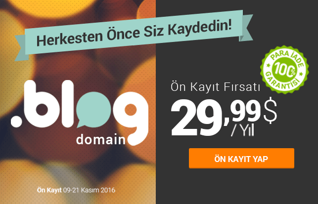 blog-domain-uzantisi-on-kayit