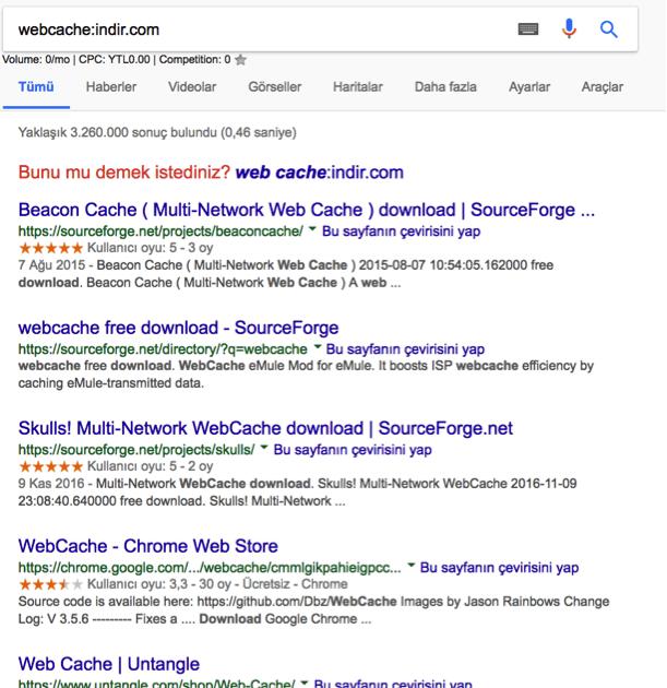 webcache