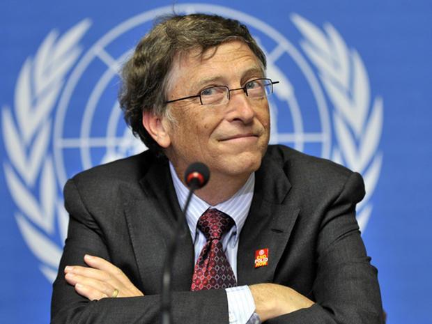 Bill Gates Hakkında 10 Şaşırtıcı Bilgi